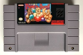 ☆ Super Punch-Out (Super Nintendo 1994) AUTHENTIC SNES Video Game Cart W... - $24.95