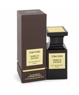 FGX-546480 Tom Ford Vanille Fatale Eau De Parfum Spray 1.7 Oz For Women  - $289.72