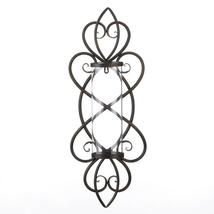 Heart Shaped Candle Wall Sconce - $59.95