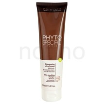 PHYTO SPECIFIC Ultra-Smoothing Shampoo 5 fl. oz.repairs weakened hair bonds pelo - $12.99