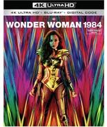 Wonder Woman 1984 4K ULTRA HD +BLU-RAY +DIGITAL CANADA +SLIPCOVER -Brand... - $29.65