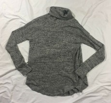 womans Turo By Vince Camuto  Grey Turtle Neck  Sweater Size XS Lightweight - $24.18