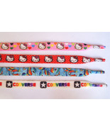 HELLO KITTY RAINBOW DASH CONVERSE Shoelaces Multiple Colors 1 Pair - $4.95