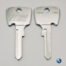MB59 Key Blanks for Various Models by Mercedes Benz (1 Key) - $8.50