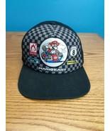 Mario Kart Hat, Youth OSFM, snap back 2018 Nintendo Pre-owned - $12.86