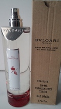AU THE ROUGE BY BVLGARI  3.4 OZ EAU DE COLOGNE SPRAY FOR WOMEN - $89.00