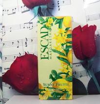 Escada Sunny Fruity EDT Spray 3.4 FL. OZ. By Margaretha Ley - $159.99