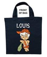 Bam Bam Trick or Treat Bag, Personalized Bam Bam Halloween Bag, Bam Bam ... - $11.99+