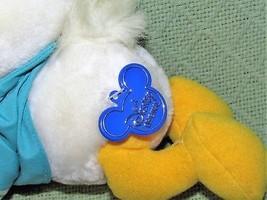 "Vintage BABY DONALD DUCK 10"" 1984 Disney Plush PLASTIC TAG Stuffed Animal  KOREA image 2"