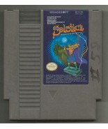 ORIGINAL Vintage Tested 1990 Solstice Quest for Staff Nintendo NES Cartr... - $9.49
