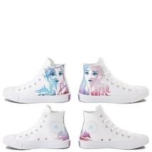 Neu Converse X Eiskönigin 2 Chuck Schneider Alle Star Hi Anna Elsa Sneaker Damen - $199.70