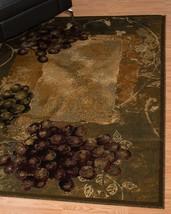 Grapes Beaujolais Vineyard Grapevine Wine Area Rug **FREE SHIPPING** - $54.50+