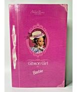 "1993 Barbie ""Gibson Girl"" Doll The Greatest Eras Collection NIB #4 - $74.99"