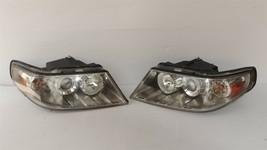 05-09 Saab 9/7X 9-7X 97x Xenon HID Headlight Head Light Lamp Matching Set L&R