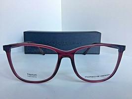 de05493c24b New PORSCHE DESIGN P8266 P 8266 B 54mm Violet Titanium Women Eyeglasses ...  -