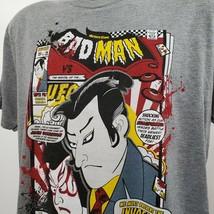 Sean Danconia T Shirt Men's L Detective BadMan Comic Super Pulp Pop Art ... - £30.41 GBP