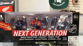 NHL Next Generation 3-Pack of 3 in. Figures - Laine, McDavid, Matthews - $24.49