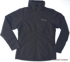 COLUMBIA Womens Fleece Lined Jacket S or XL Warm Spring Fall Light Coat ... - $48.71