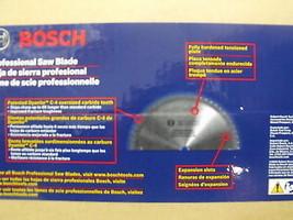 "Bosch PRO1860RIP 18"" 60T Ripping Saw Blade - $69.30"