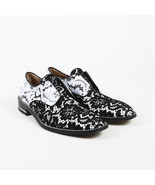 Givenchy Lace Leather Oxfords - $260.00