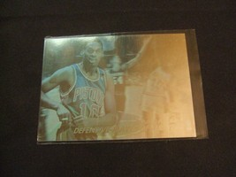 1991-92 Upper Deck Award Winner Holograms #AW9 Dennis Rodman -Detroit Pistons- - $3.12