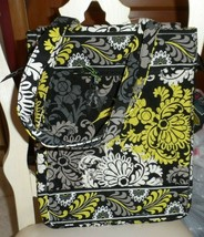 Vera Bradley laptop Travel Tote In Baroque - $45.00
