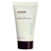 Ahava Deadsea Water Mineral Body Lotion (1.3 Fl Oz mini) - $12.41