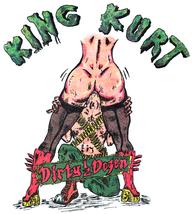 Creamy  king kurt dirty half dozen  23.11.17 thumb200