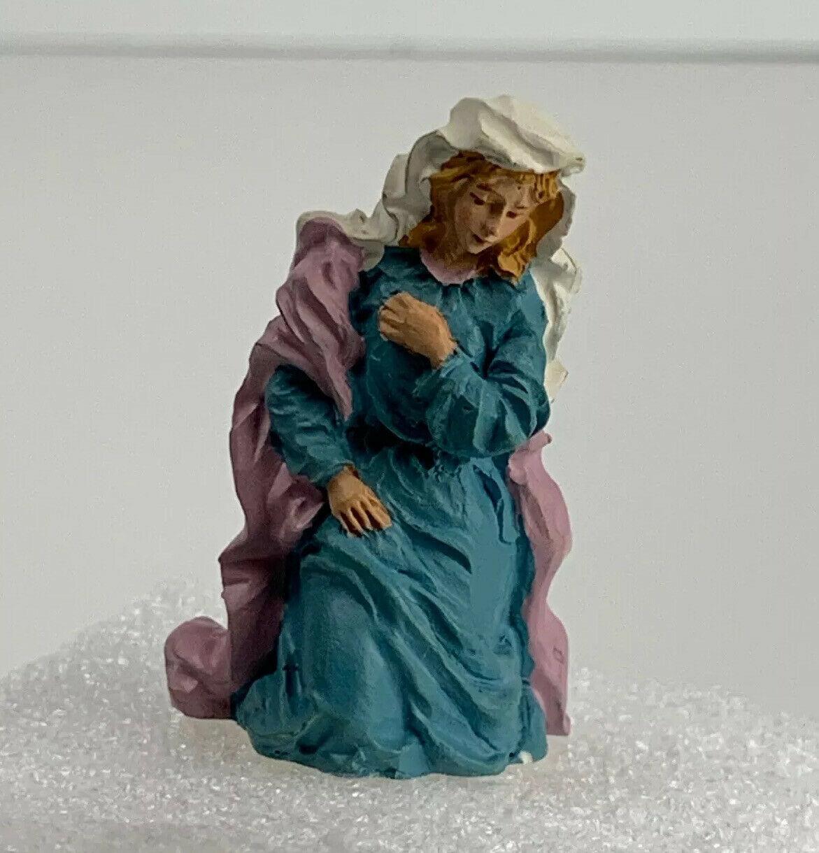 MR CHRISTMAS 1997 CHRISTMAS IN BETHLEHEM MARY FIGURINE - $9.50