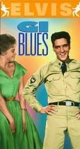 VHS G.I Blues: Elvis Presley Juliet Prowse Britt Ekland Jeremy Slate Tre... - $2.24