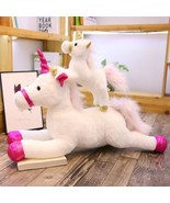 30/40/60/80cm Unicorn Plush Stuffed Soft Colorful Kid Pillow Toy New Design - $14.22+