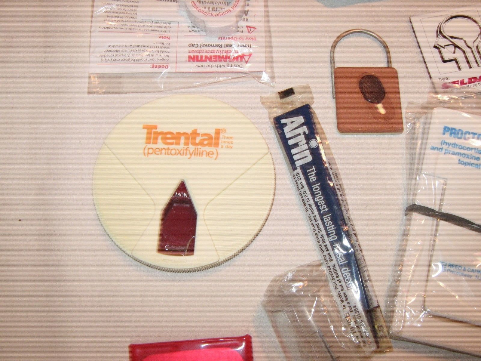 Rx, Pharmacy Promotional Items, Mixed Lot , Advertisment Promos image 11