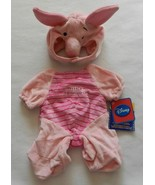 NEW Build A Bear Clothes - Disney Winnie the Pooh Piglet Costume 2 Pc NWT - $39.99