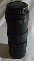 Quantaray Auto Zoom F/4.5 85-210mm Camera Lens - $18.56