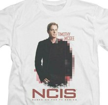NCIS Timothy McGee computer crime specialist TV series graphic tee CBS1220 image 2