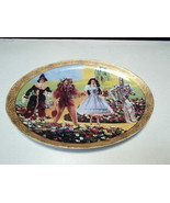 Enesco Limited Edition Oval Plate Barbie & Ken Dolls As Characters. Wiza... - $5.95
