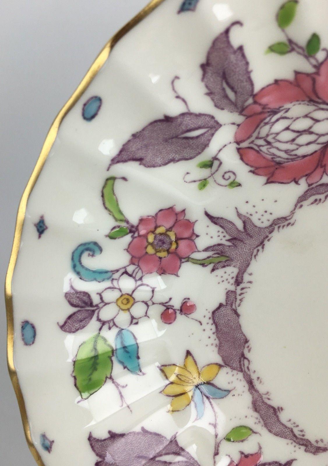 Royal Worcester KASHMIR fruit bowl (3 available) (SKU EC 03/03) FREE SHIPPING image 2