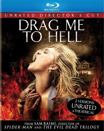 Drag Me To Hell (Blu-ray Disc, 2009, Unrated)
