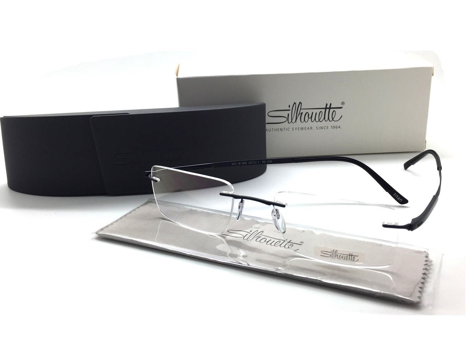 6f3a38c892 Authentic Silhouette Rimless Titan and 50 similar items. 57