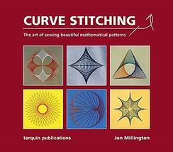 Curve Stitching: Art of Sewing Beautiful Mathematical Patterns [Paperbac... - $10.99