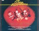 THE CHINA SYNDROME Laserdisc (LD NOT DVD) Jack Lemmon, Jane Fonda, Michael Dougl