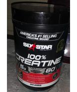 Six Star Elite Series 100% Micronized Creatine Monohydrate Powder, Muscl... - $89.09