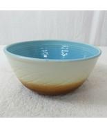 Vintage J K Dryden Original Serving Bowl American Pottery Signed 83 Art ... - $39.55