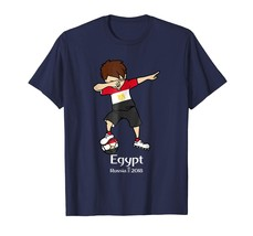 New Shirts - Funny Dabbing Soccer Egypt Shirt - Egyptian Football Gift Men - $19.95+