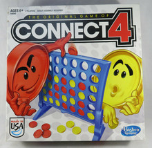 The Original Game of Connect 4 Hasbro Gaming New in Box Free Shipping - $15.00