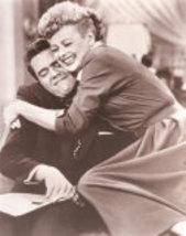 I Love Lap Lucille Ball Vintage 8X10 Sepia TV Memorabilia Photo - $4.99