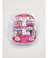 Disney Minnie Mouse Bowtique Shopping Cart Accessory Pack (Cart Not Incl... - $14.98