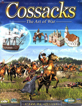 Cossacks PC Art Of War Steam Code Download NEW Game Fast Dispatch - $3.67