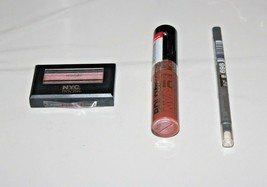 NYC City Duet Eye Shadow Pink Wind + Lip Gloss #470 Lot Of 2 Sealed + Gift - $13.67