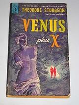 Venus Plus X [Mass Market Paperback] Theodore Sturgeon and Victor Kalin - $4.27